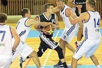 Basketbalisté Žďáru zakončili základní část II. ligy na prvním místě tabulky.