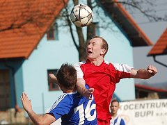Fotbalisté Košetic v Chotěboři remizovali 2:2.