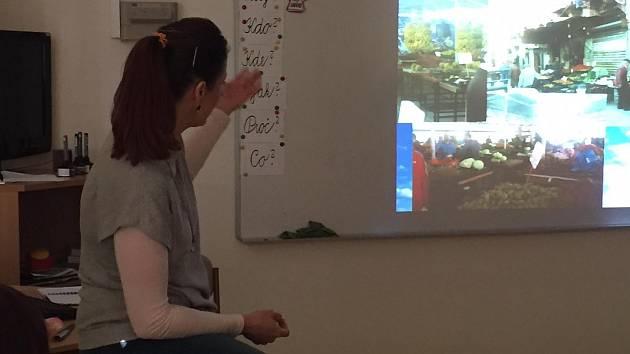Na akci si užívali učitelé, děti i rodiče.