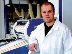 Tomáš Křemen má v současnosti v pekárnách LAPEK na starosti maloobchod. V budoucnu by měl převzít vedení společnosti. Věří, že firma bude v dalších letech prosperovat stejně jako doposud.