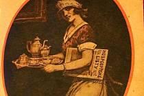 Nepřeberné množství starých receptů nabízí i dochovalé kuchařské knihy.
