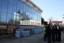 Rekonstrukce a rozšíření plaveckého bazénu ve Žďáře nad Sázavou