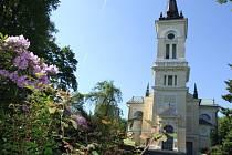 Farní sbor Českobratrské církve evangelické v Novém Městě na Moravě získal peníze z programu Strom života Nadace Partnerství na obnovu parku u evangelického kostela.