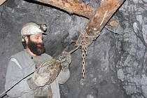 Na návštěvě v uranových dolech u Dolní Rožínky.