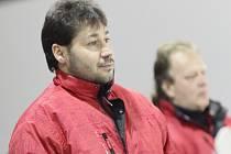 Martin Sobotka i letos bude se svým celkem útočit na čelo II. hokejové ligy.