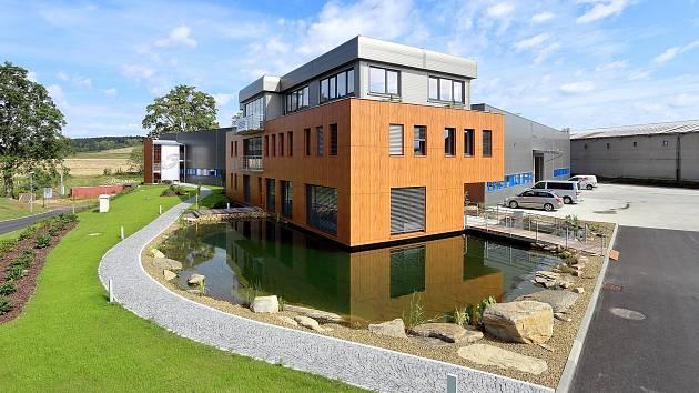 Firma z Polničky dostala cenu za architektonický počin. Nebyla první