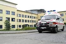 Novoměstská nemocnice.