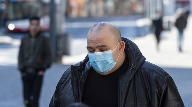Nejvíc případů nákazy koronavirem přibylo na Třebíčsku