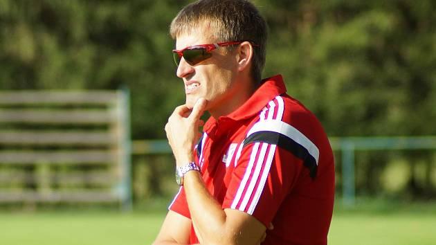 Trápí nás výkyvy, hlavně doma, tvrdí navzdory slušnému podzimu trenér Švec