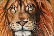 Obrazy emeritní ředitelky královodvorské zoologické zahrady Dany Holečkové budou k vidění ve Třech Studních od 6. července do 19. července 2015.