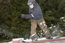 Mládeží oblíbený snowboarding je jednou z olympijských disciplín.