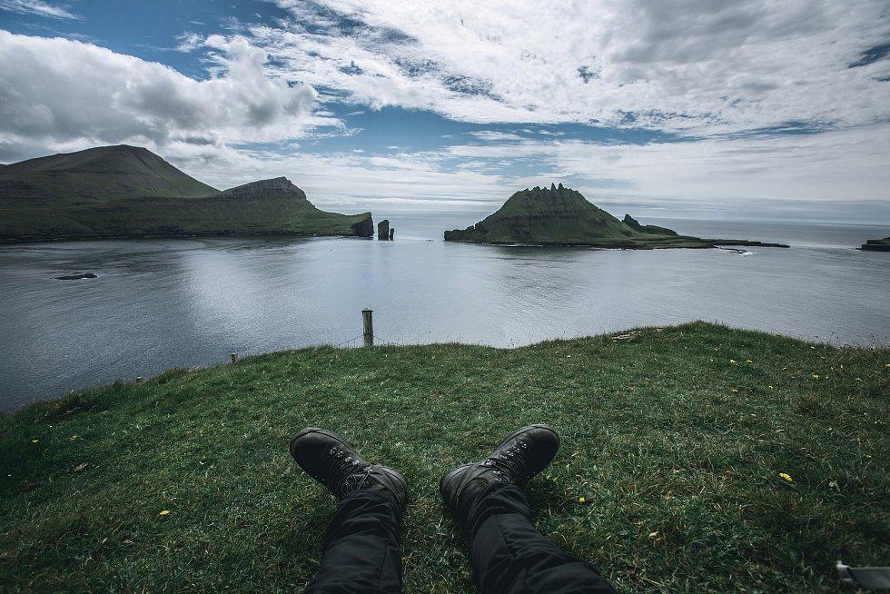 Faerské ostrovy.