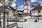 Černovice – Mariánské náměstí