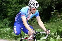 Handicapovaný cyklista Aleš Wasserbauer pořádá dobročinnou cyklojízdu na podporu onkologicky nemocných dětí.