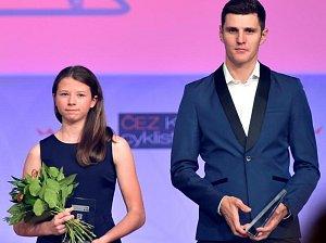 Patnáctiletá Pečínková uspěla mezi elitou