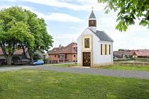 Takto by měla nová kaple vypadat.