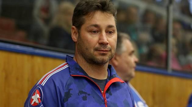 Od nové sezony povede trenér Martin Sobotka hokejisty prvoligového Šumperku.