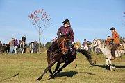 Tradiční Hubertova jízda se v Kuklíku uskuteční již poosmé.