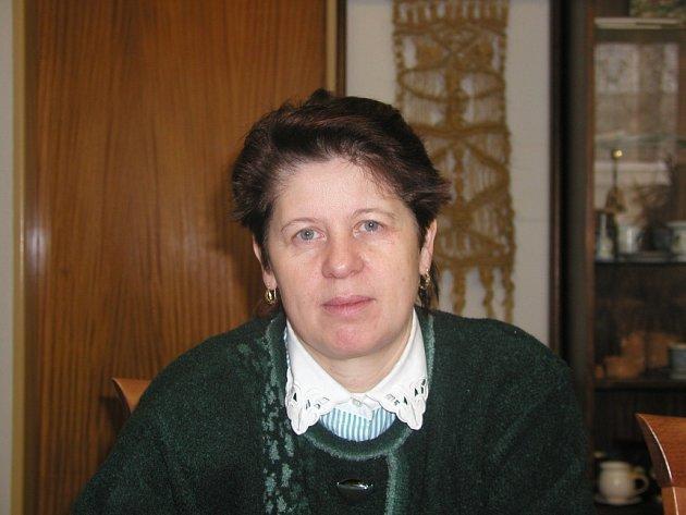 Dagmar Zvěřinová, místostarostka Žďáru nad Sázavou.