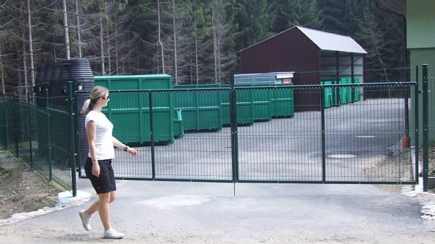 Ve Žďáře nad Sázavou plánují další sběrné dvory i Re-use centrum