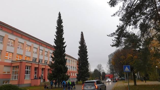 Část ulice Komenského bude příští rok kvůli zvýšení bezpečnosti jednosměrná