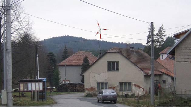 U Věžné vyrostou větrné elektrárny