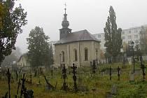 Hřbitov na Moráni
