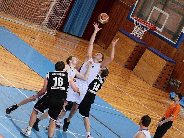 Basketbalisté Žďáru se možná představí domácímu publiku v letošní sezoně naposledy.