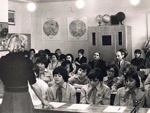 Někdejší učiliště Žďasu vychovává studenty už 65 let