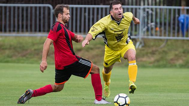 Nedvědice sedmi góly deklasovala Moravec. Přípravy na jaro začaly