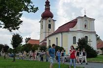 Nová naučná stezka mapuje zajímavosti v okolí Bobrové na Novoměstsku.