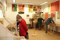 Výstava v muzeu přibližuje nejen boje druhé světové války.
