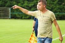 Trenér Martin Maša od svého nástupu v Bystřici ještě nezažil domácí výhru. Jeho noví svěřenci naposledy na svém hřišti podlehli v krajském derby Pelhřimovu.