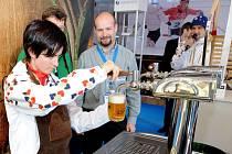 Pivem na rok zdarma motivuje naše medailové sportovce generální sponzor Českého olympijského týmu.