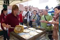 Slavnosti brambor se o víkendu uskutečnily podruhé v Centru Eden v Bystřici nad Pernštejnem. Bylo nejen na co koukat, ale také co nakupovat a ochutnávat.