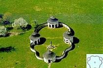 Dolní hřbitov Žďár - Jan Santini.