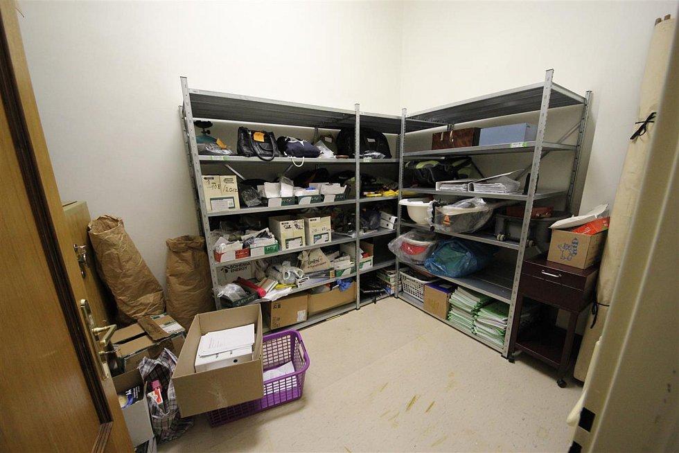 Do skladu v jihlavské radnici se vloni dostalo 245 nalezených věcí.