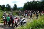 Bitva o Zubštejn skončila dobytím hradu