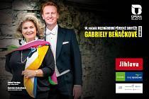 Legendární sopranistka Gabriela Beňačková přiveze do Jihlavy největší pěvecké talenty ze 19ti zemí světa.