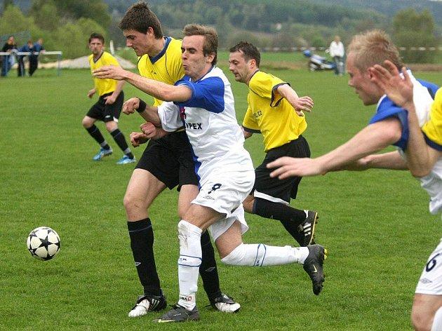 Solidní návštěva čekala v derby na vstřelený gól marně. Oba týmy se o body podělily.