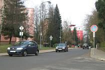 Peníze v rozpočtu Nového Města zbyly i na opravu místní Tyršovy ulice. Celkově by se zde mělo investovat necelého půldruhého milionu korun.