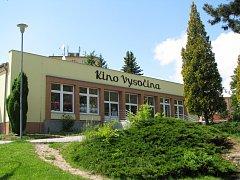Žďárské Kino Vysočina.