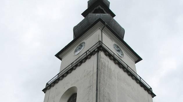 Z jejího ochozu si návštěvníci vychutnají jedinečný výhled na město. Věž bude otevřena od 9 do 20 hodin, prohlídka je zdarma.