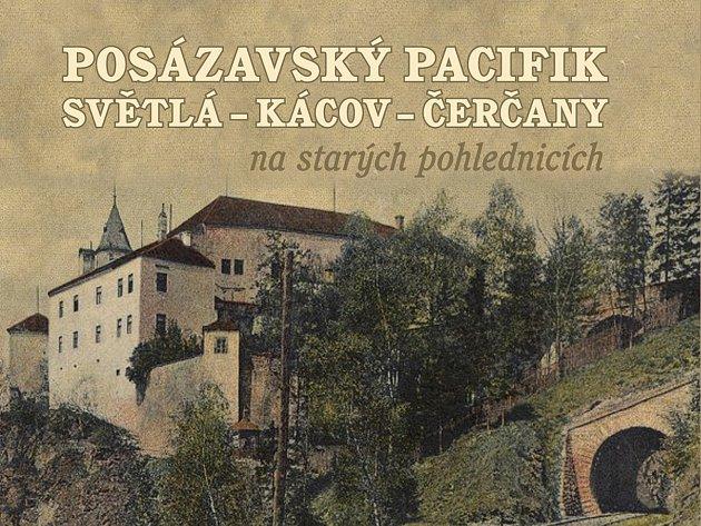 Právě vychází nejnovější z knih s tematikou historických pohlednic. Tentokrát se její autoři věnovali jedné z nejpůvabnějších a turisty milovaných železničních tras – trati takzvaného Posázavského pacifiku.