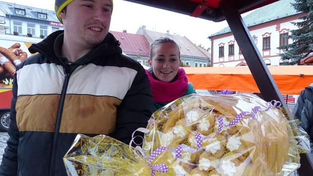 Farmářské trhy ve Žďáře nad Sázavou pro letošní rok skončily.