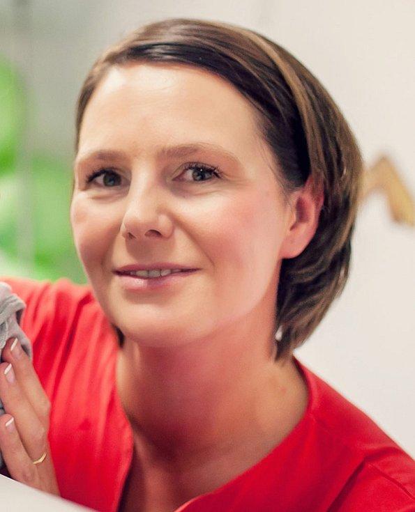 Kristýna Přibylová, profesionální dětské tělocvičny Monkeyˈs Gym