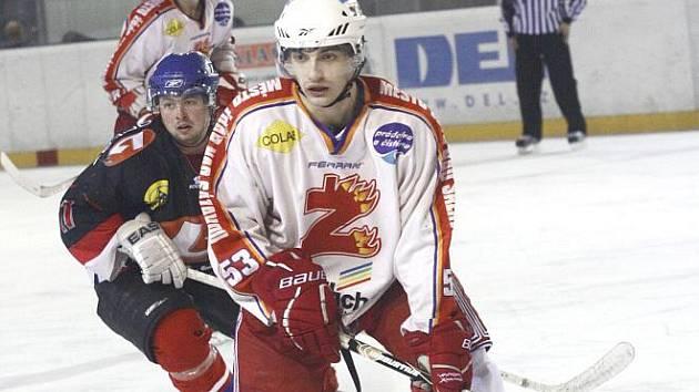 Mladí hokejisté zakončili první polovinu ligových soutěží.