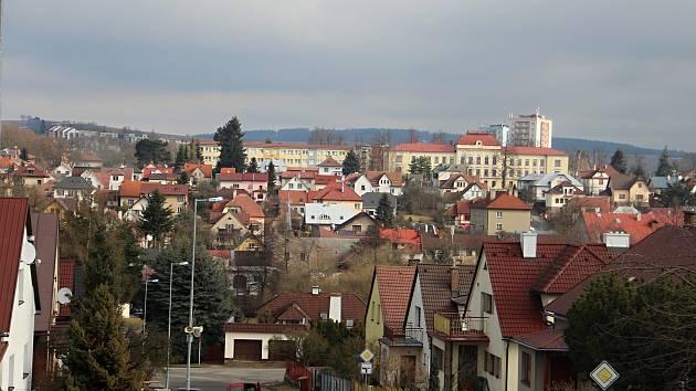 Radnice usiluje o to, aby město barevně ladilo.
