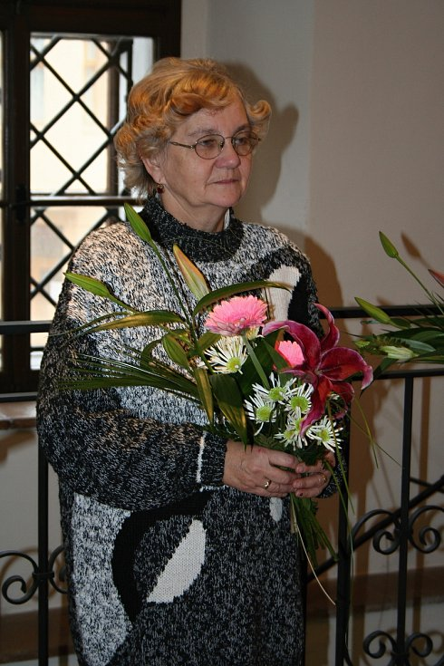 Marie Žilová.