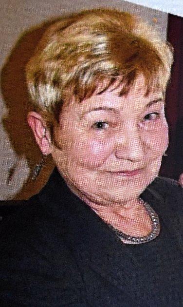 Starostka spělkova Alena Šídlová.